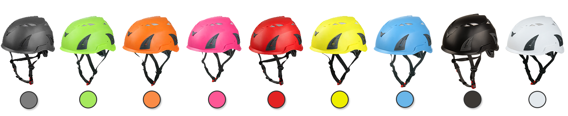 safety helmet different color