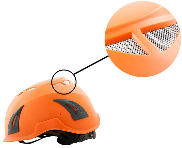 safety-helmet-mesh-options