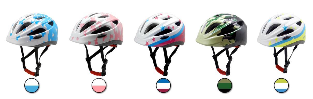 kids helmet color