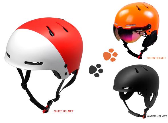 skate helmet k004