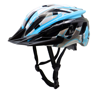 polycarbonate bike helmet