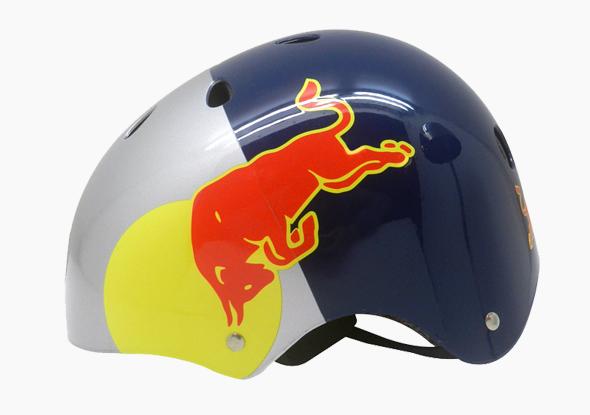 red bull skate helmet