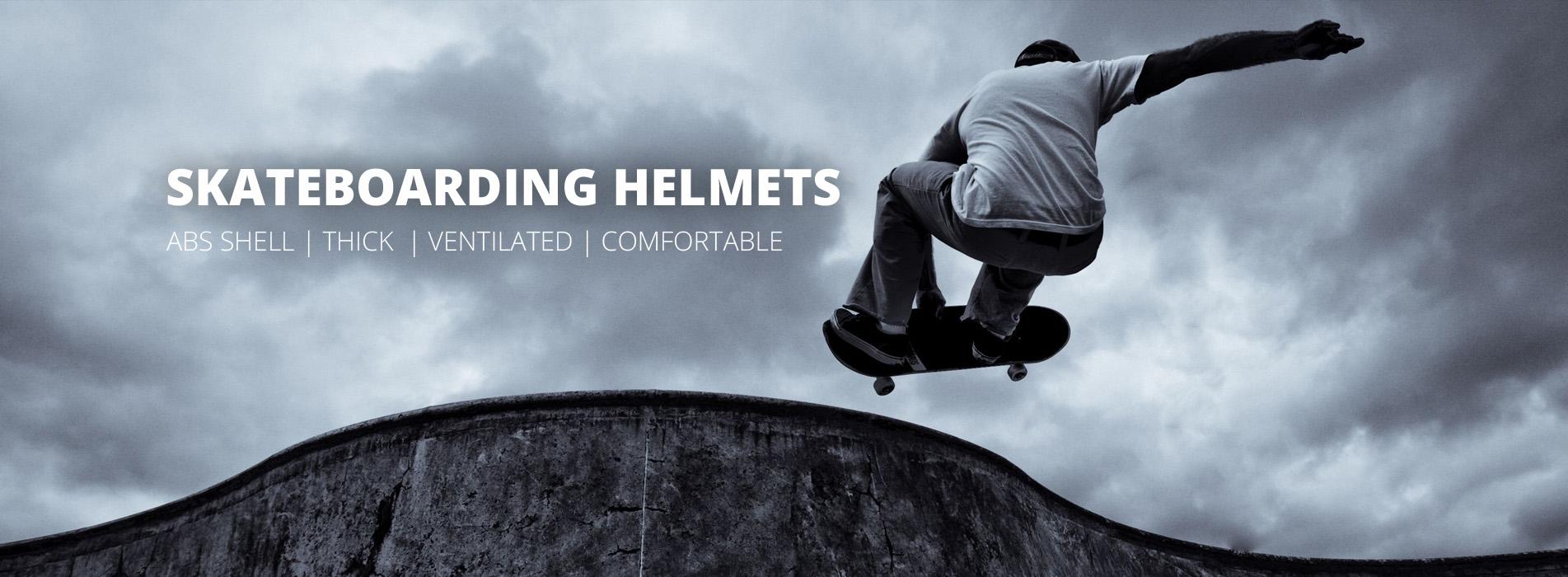 skate helmet AU-K007 banner