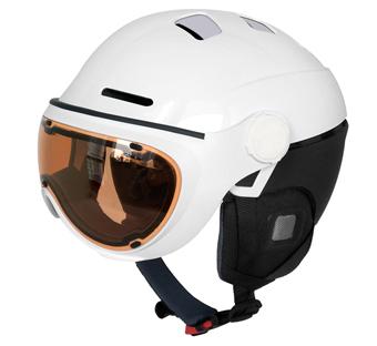 ski race helmets s09
